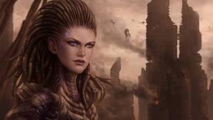 Sarah Kerrigan- The Queen of Blades