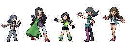 Trainer Sprite - Hmtin [All Region up to 5] by KiaLaoTheDubber