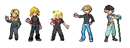 Trainer Sprite - Teoh [All Region up to 5] by KiaLaoTheDubber
