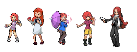 Trainer Sprite - Lin [All Region up to 5] by KiaLaoTheDubber