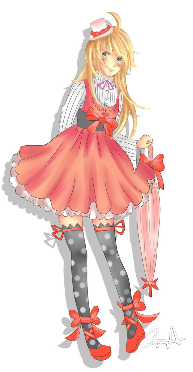 Lolita style by iRoarGarsh