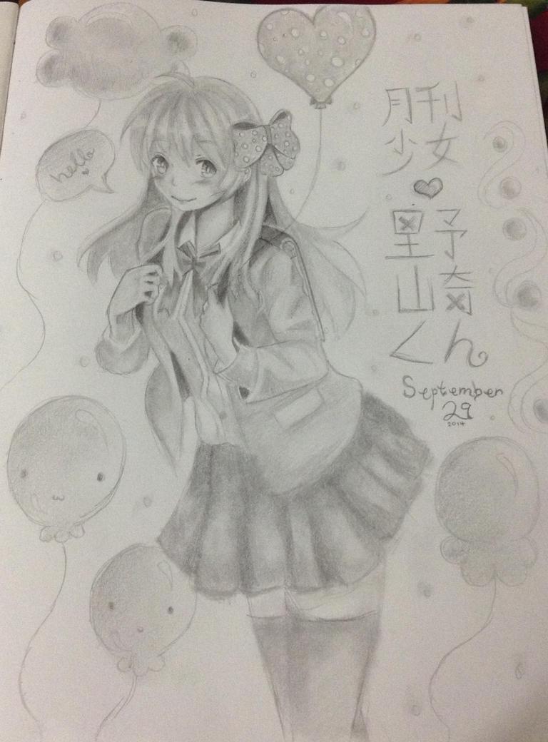 Sketchbook Opening by iRoarGarsh