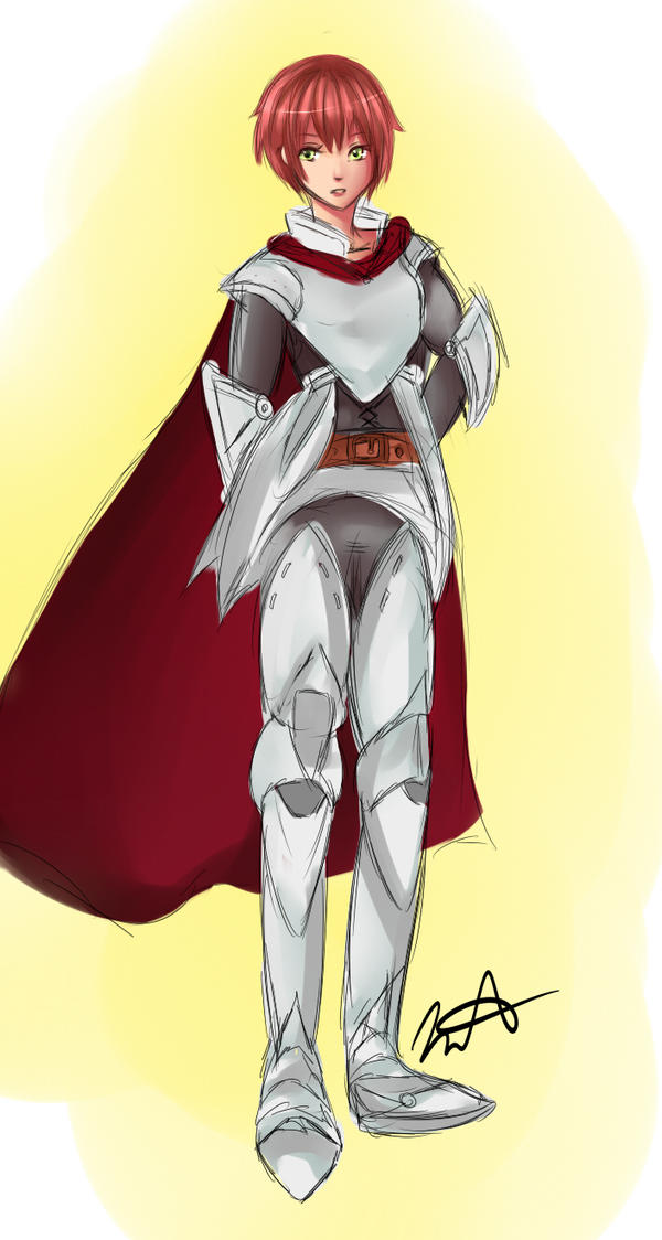 Knight by iRoarGarsh