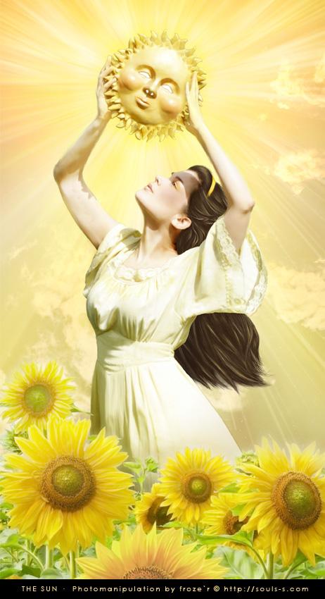 The Sun by frozerosemary