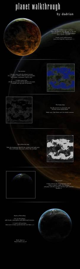 planet walkthrough