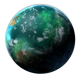 Tropic Planet stock by dadrian