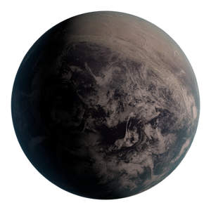 Planet resource (infected)