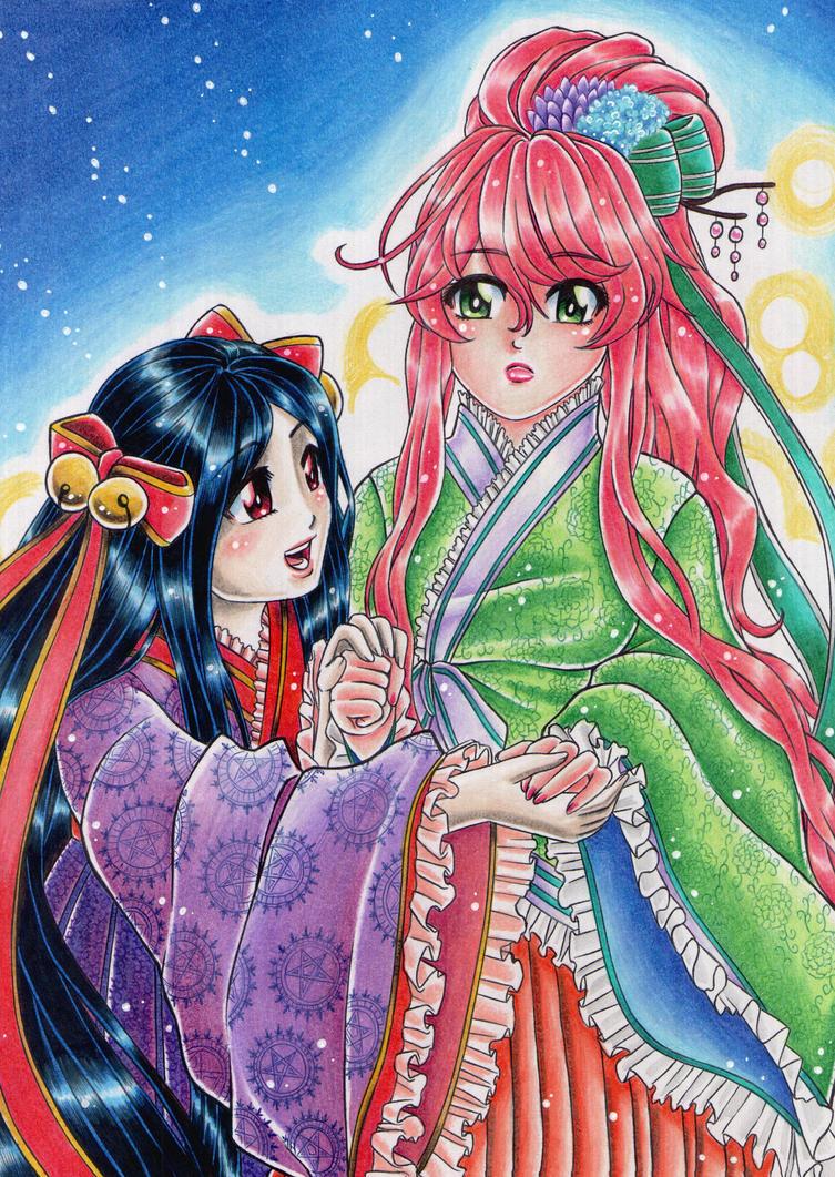 Ragnarok Online: Sohee Love by Nekokoro-chan
