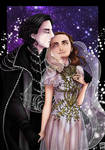 Star Wars Reylo - Hades and Persephone