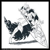 Gungnir Odin Mode by Four-Skulls