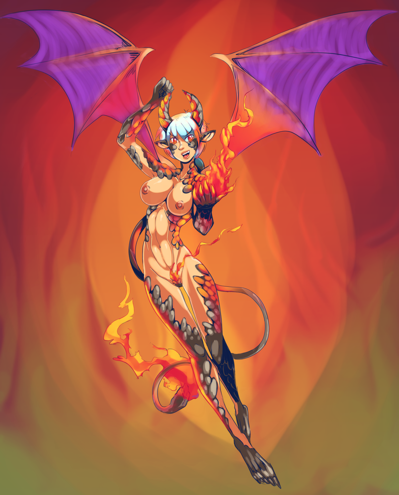 Cinder Ashscale 2016 by Four-Skulls