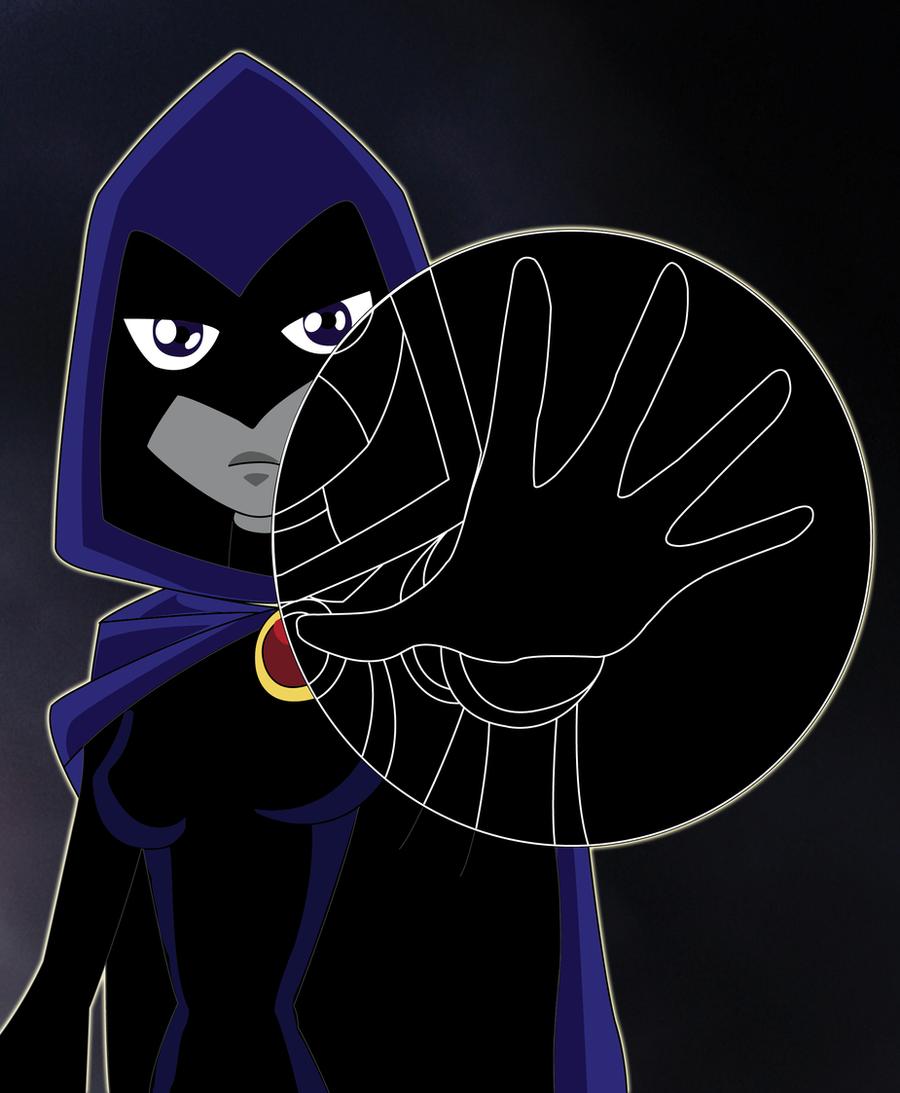 Raven, again by blood-dodo