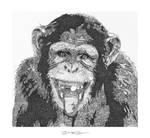 Chimpanzee WordArt