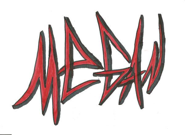 Megan Graffiti by DoOMIhateYou on DeviantArt