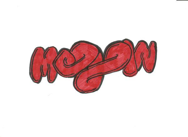 Megan Graffiti 2 by DoOMIhateYou on deviantART