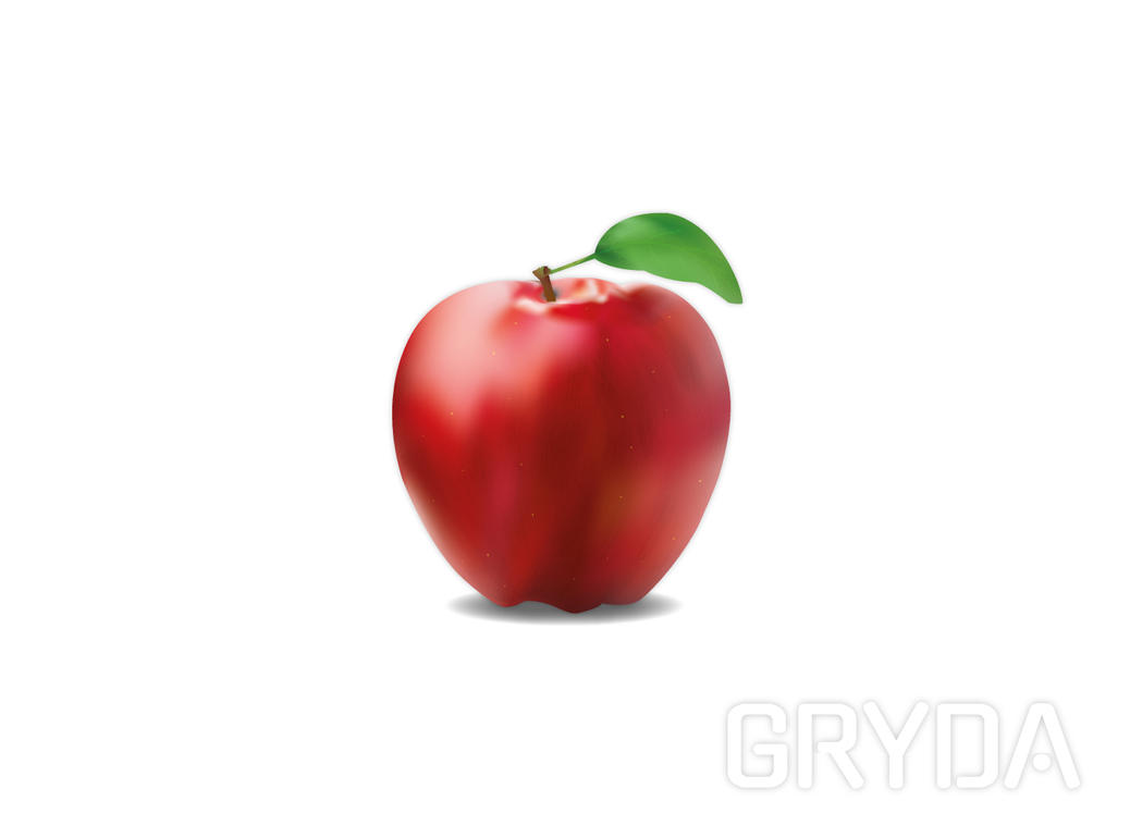 Apple by Gryda