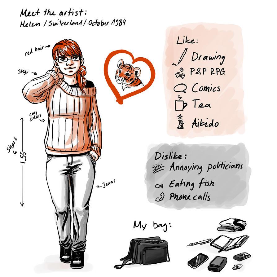 Meet the artist by skorpi