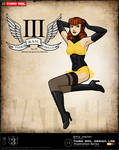 TRDL 2013  - Sally Jupiter by TRDLcomics