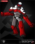 Trdli1348 Rocket Red Redesign