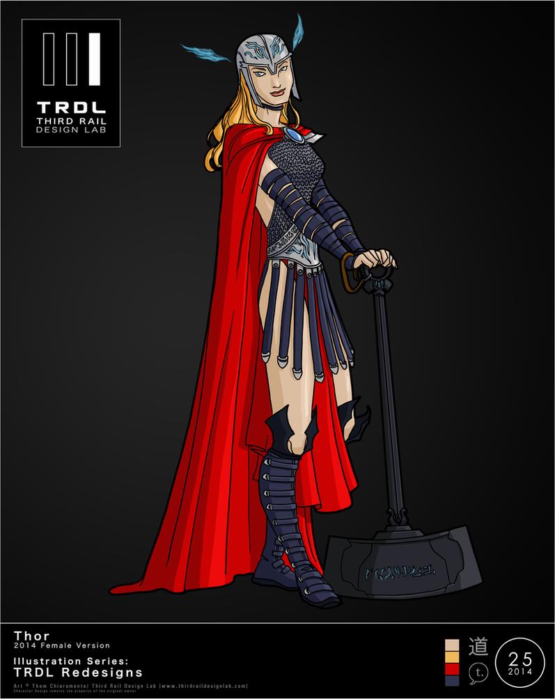 Trdl1425 Thorfemz by TRDLcomics