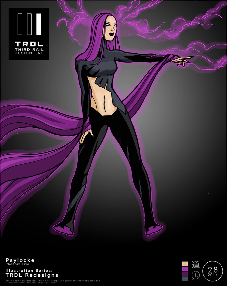 Trdl1428 Psylockep5z by TRDLcomics