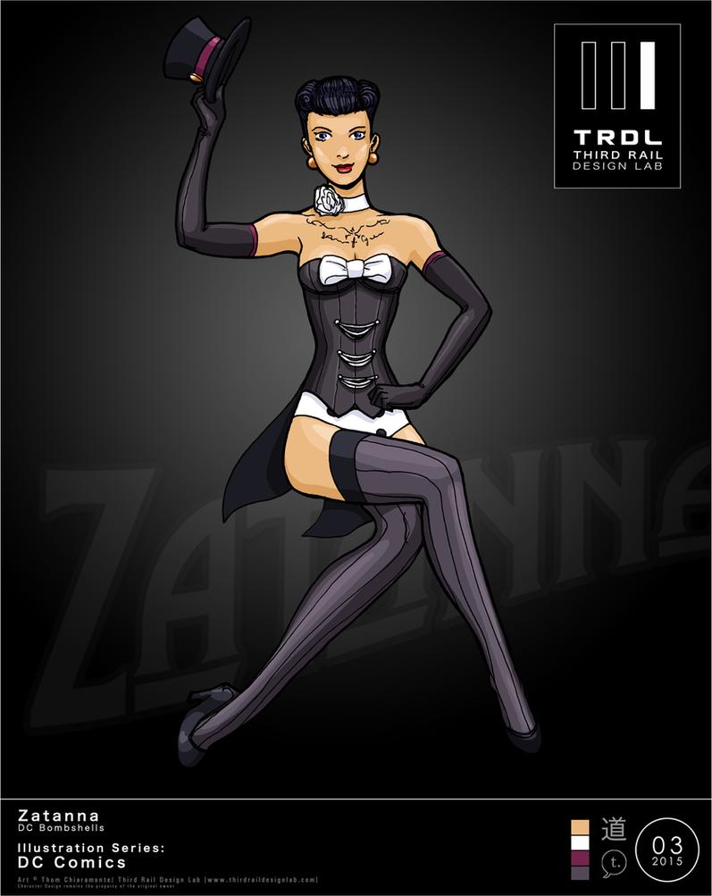 Trdl1503 Zatannabombz by TRDLcomics