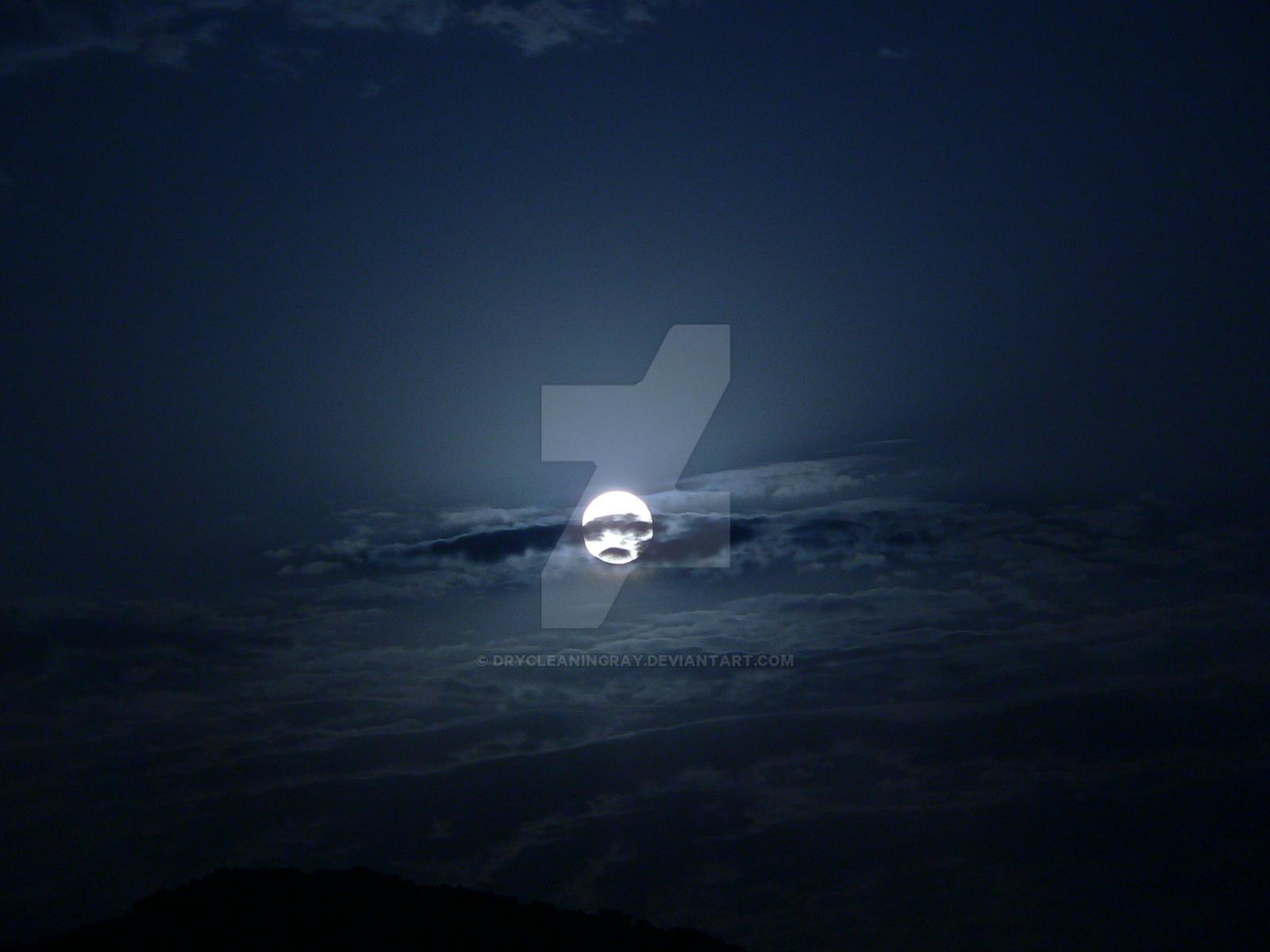 moon over mesudiye, datca