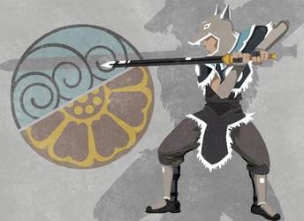 Sokka - Watertribe Warrior by Jonas64