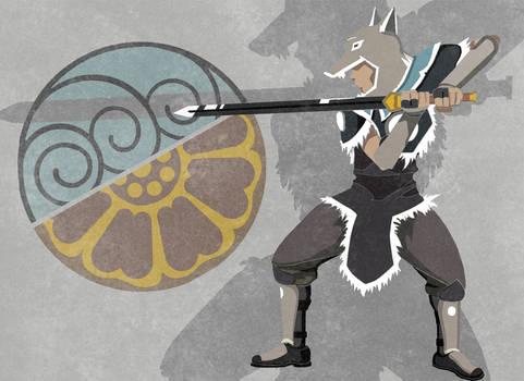 Sokka - Watertribe Warrior