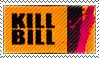 Kill Bill Stamp by ReverseBeartrapZ