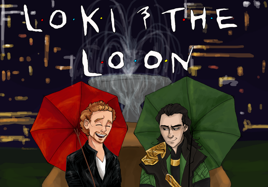 Loki X Reader Mate