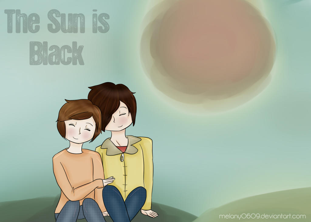 The Sun is Black by Melany0609