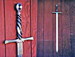 Crusaders Sword by ou8nrtist2