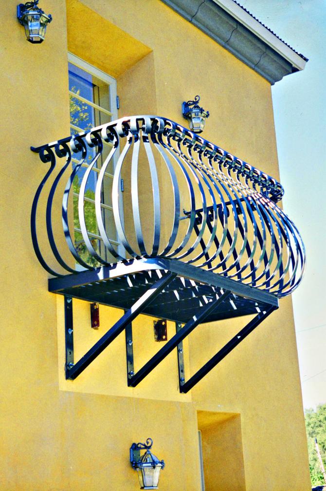 Juliet Balcony Railing By Ou8nrtist2 On Deviantart