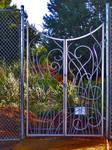 Fiddlehead Fern Gate