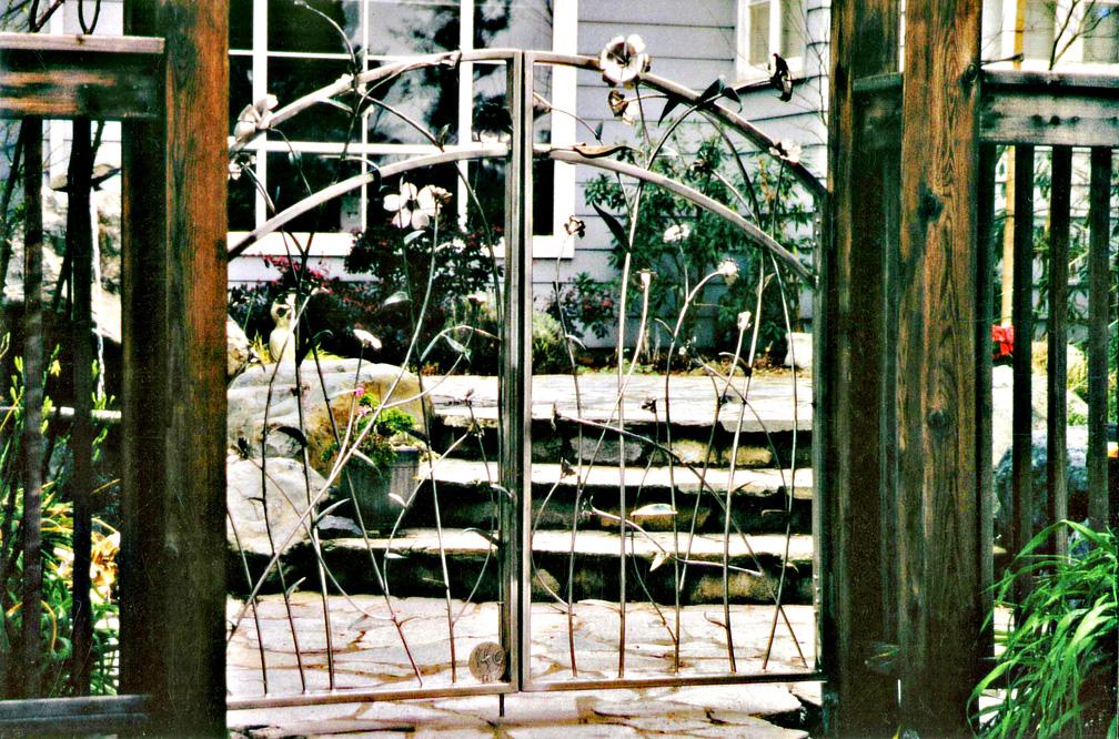Lily Gate by ou8nrtist2