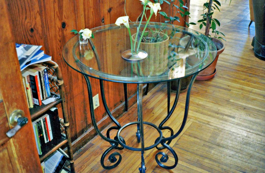 Pavillion Table by ou8nrtist2