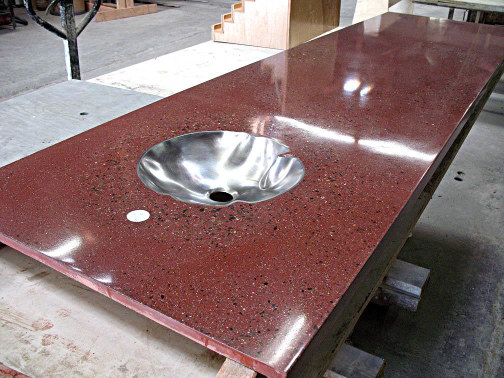 Small Custom Sink by ou8nrtist2