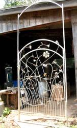 Lily Gate #2 by ou8nrtist2