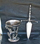 Cup and Dagger