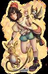 - Pokemon Moon Trainer -