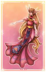 - Queen of Hyrule -