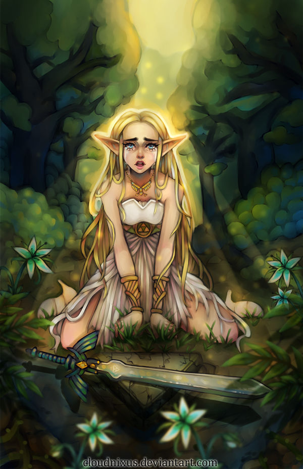 - The Fall of Hyrule -