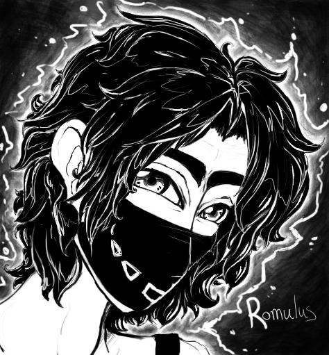 Romulus [OC] by yumehaeya