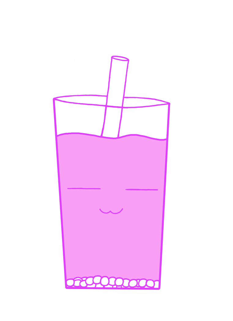 Bubble Tea by CactusMaid