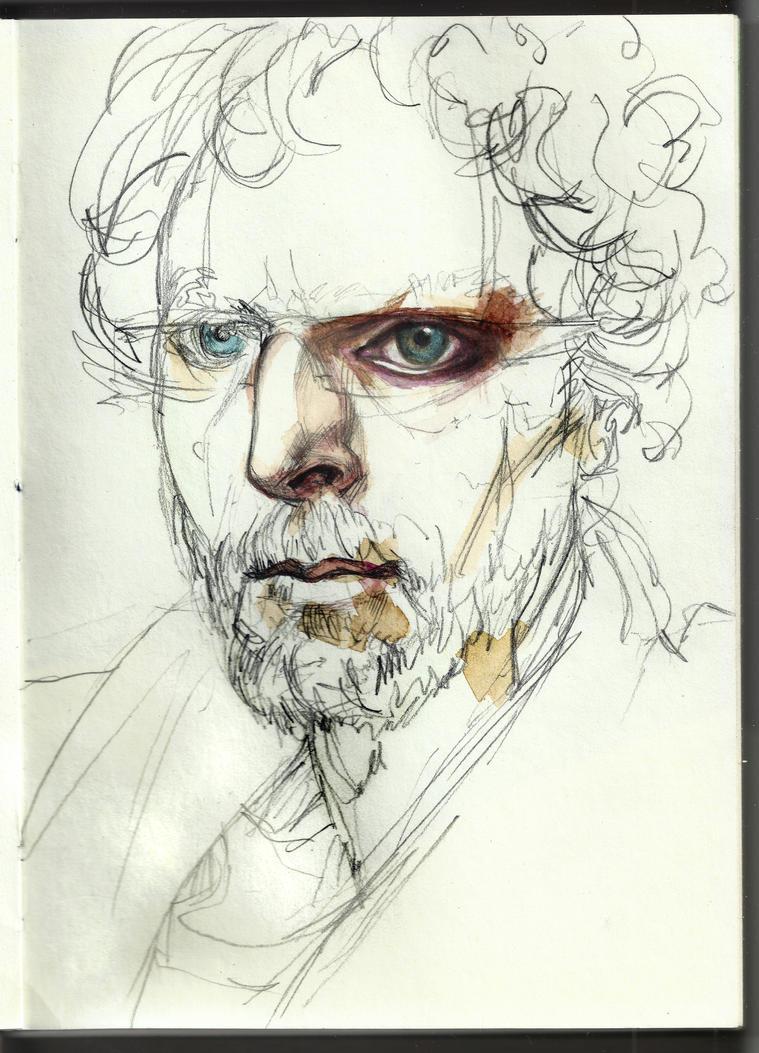 Self Portrait by askar
