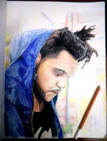 Weeknd by Bainsy91