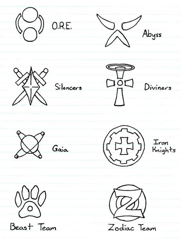 Crests And Symbols By Spartan9053 On Deviantart