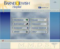 Barnes-Jewish Hospital TScreen by nathanielwilliam