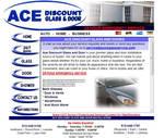 Ace Discount Glass Website